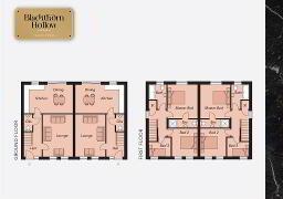 Floorplan 2 of W20, Blackthorn Hollow, Killyglen Link, Larne