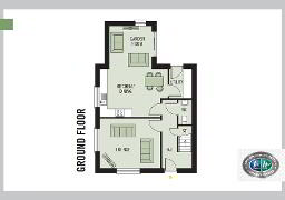 Floorplan 1 of Portland A1.4B, Belmont Hall, Belmont Road, Antrim