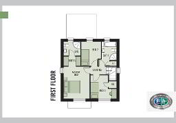 Floorplan 2 of Portland A1.2A, Belmont Hall, Belmont Road, Antrim
