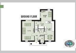 Floorplan 1 of Barnett A27.1A, Belmont Hall, Belmont Road, Antrim
