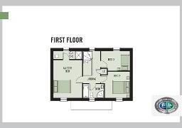 Floorplan 2 of Barnett A27.1A, Belmont Hall, Belmont Road, Antrim