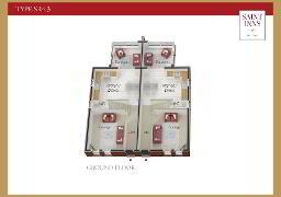 Floorplan 1 of The Jasmine Sr4.3, Saint Inns Of Moira, Moira