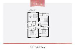Floorplan 2 of Type C1 Sp, Ardnavalley, Ballydrain Road, Comber