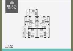 Floorplan 1 of The Ava, Helens Wood, Bangor