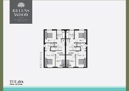 Floorplan 2 of The Ava, Helens Wood, Bangor