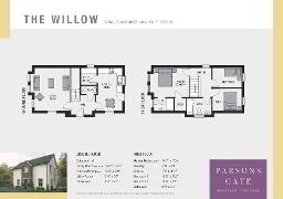 Floorplan 1 of The Willow, Parsons Gate, Armagh Road, Portadown