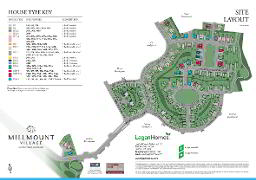 Floorplan 3 of Sd 2.2, Millmount Village, Comber Road, Dundonald, Belfast