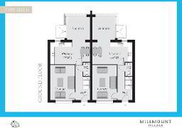 Floorplan 1 of Sd 2.1S, Millmount Village, Comber Road, Dundonald