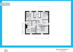 Floorplan 1 of D2, Millmount Village, Comber Road, Dundonald