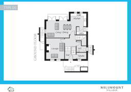 Floorplan 2 of D2, Millmount Village, Comber Road, Dundonald
