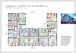 Floorplan 1 of 207, Portland 88, Belfast City Centre, Belfast