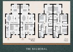 Floorplan 1 of The Balmoral, Greenacres Lane, Halftown Road, Lisburn