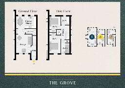 Floorplan 1 of The Grove, Greenacres Lane, Halftown Road, Lisburn