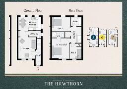 Floorplan 1 of The Hawthorn, Greenacres Lane, Halftown Road, Lisburn