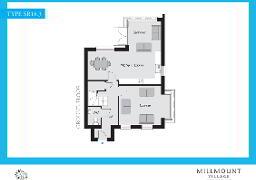 Floorplan 1 of Sr18.3 (B), Millmount Village, Comber Road, Dundonald