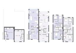 Floorplan 1 of The Marshall, Milecross Manor, Belfast Road, Newtownards