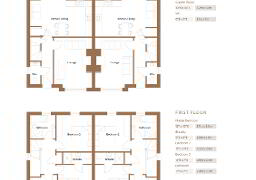 Floorplan 1 of The Oregon, Oakfield Park, Jordanstown Road, Jordanstown