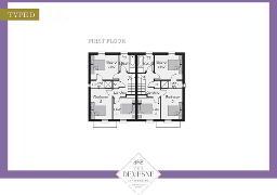 Floorplan 1 of D, Woodbrook, Ballinderry Road, Lisburn