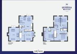 Floorplan 1 of The Gatelodge, Drumman Meadows, Portadown Road, Armagh