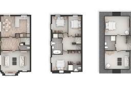 Floorplan 1 of The Rowan, House Type U, Castlehill Wood, Stormont, Belfast