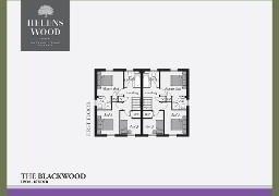 Floorplan 2 of The Blackwood (Render), Helens Wood, Bangor