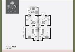 Floorplan 1 of The Abbey (Render), Helens Wood, Bangor