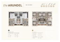 Floorplan 1 of The Arundel Semi Detached, Barleyfields, Culmore, Culmore Road, Derry