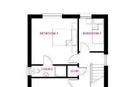 Floorplan 2 of Behan, Longridge At The Hollows, Gilford Road, Lurgan