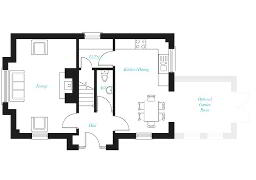 Floorplan 1 of The Baufort, Hartley Hall, Shore Road, Greenisland