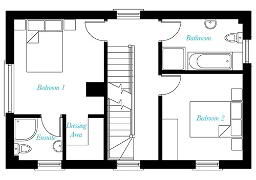 Floorplan 2 of The Baufort, Hartley Hall, Shore Road, Greenisland
