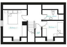 Floorplan 3 of The Baufort, Hartley Hall, Shore Road, Greenisland