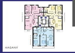 Floorplan 1 of The Tides, The Tides, Old Shore Road, Carrickfergus