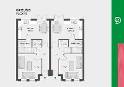 Floorplan 1 of The Cranston, Drumnagoon Park, Drumnagoon Road, Craigavon