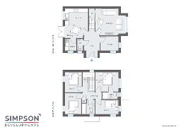 Floorplan 1 of The Archer, Petticrew Park, Willendale, Ballyclare