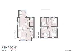 Floorplan 1 of The Gowdy, Petticrew Park, Willendale, Ballyclare