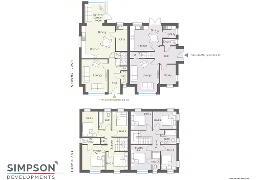 Floorplan 1 of The Fleming, Petticrew Park, Willendale, Ballyclare