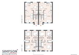 Floorplan 1 of The Thompson, Petticrew Park, Willendale, Ballyclare
