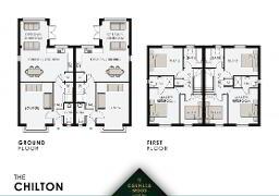Floorplan 1 of The Chilton, Carnlea Wood, Monkstown Road, Newtownabbey