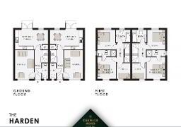 Floorplan 1 of The Harden, Carnlea Wood, Monkstown Road, Newtownabbey