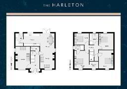 Floorplan 1 of Harleton, Foxwood Hall, Lurgan