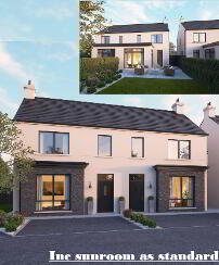 Photo 1 of Three Bed Semi Inc Sunroom, Loughans View, Whinny Hill, Banbridge, Gilford