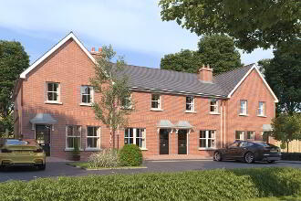 Photo 1 of Townhouse 4A, Linen Hall, Loughgall Road, Portadown