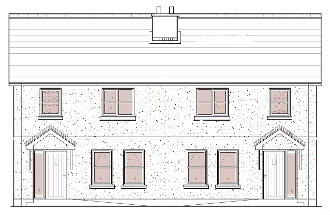 Floorplan 1 of House Type B - Woodvale Development, Woodvale, Burrenwood Road, Castlewellan