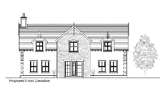 Floorplan 1 of Rock Road Detached, Armagh