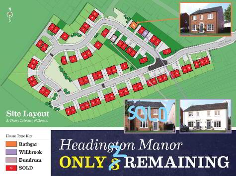 Floorplan 1 of Headington Manor, LURGAN