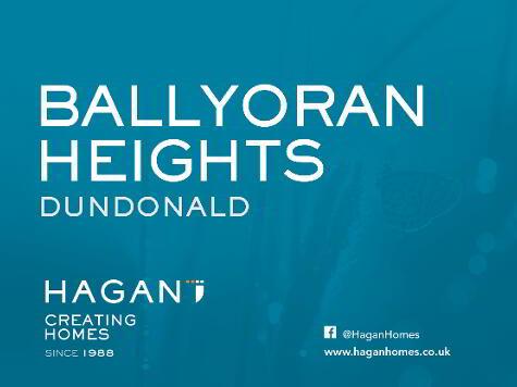 Photo 1 of Ballyoran Heights, Dundonald BT16 1WG