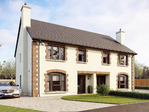 Photo 1 of Semi Detached - 4 Bed (Type B), Carn Hill, Lisnarick Road, Irvinestown
