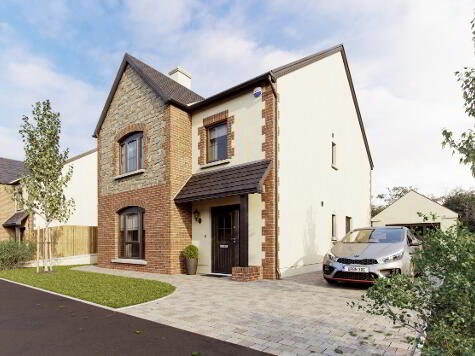 Photo 1 of Detached - 4 Bed (Type E), Carn Hill, Lisnarick Road, Irvinestown