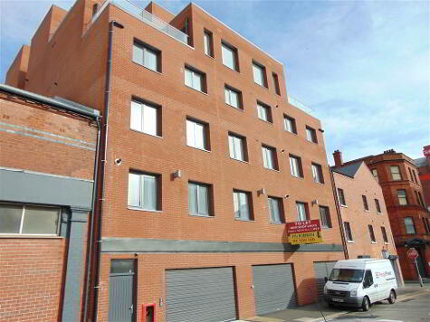 Photo 1 of Apt 6 The Factory, 41-45 Little Donegall Street, Belfast