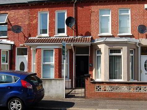 Photo 1 of 41 Glendower Street, Cregagh Road, Belfast